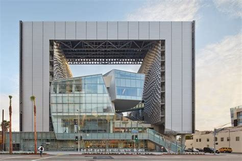 Emerson College Los Angeles, Designed by Morphosis