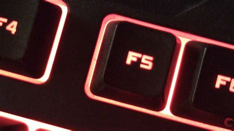 What does F5 do in Windows, Chrome, Word, Powerpoint and