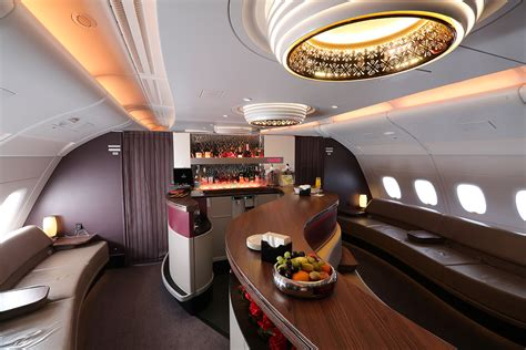 Review: Qatar Airways Business Class A380 Doha to London