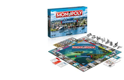 MONOPOLY Starnberger See - 1Agency