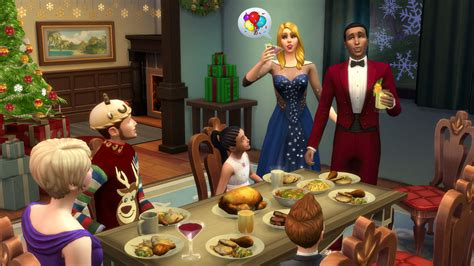 The Sims - Celebrate the Holidays With New Items in The