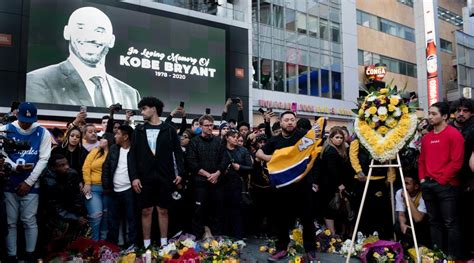 Kobe Bryant death: Helicopter crash is subject to