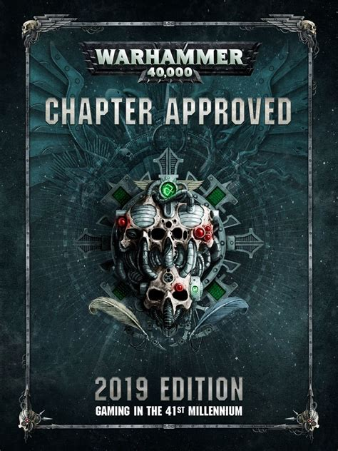 [PDF] Warhammer 40,000: Chapter Approved 2019 By Games