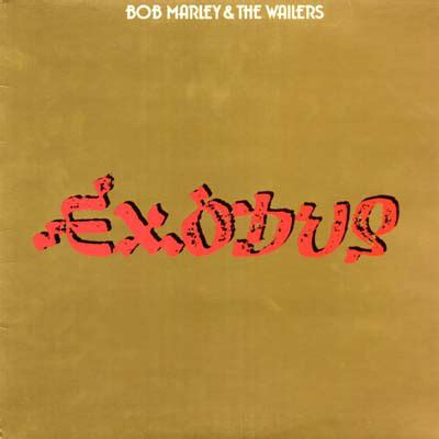 Bob Marley & The Wailers - Exodus at Discogs