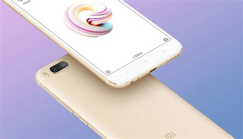 Xiaomi Mi 5X 32GB Variant Launched In China For CNY 1,299