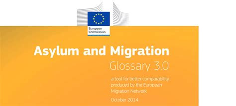 On line il Glossario Asylum and Migration 3