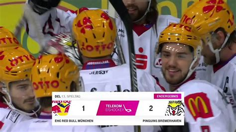 Fischtown Pinguins Highlights 2016/2017 - YouTube