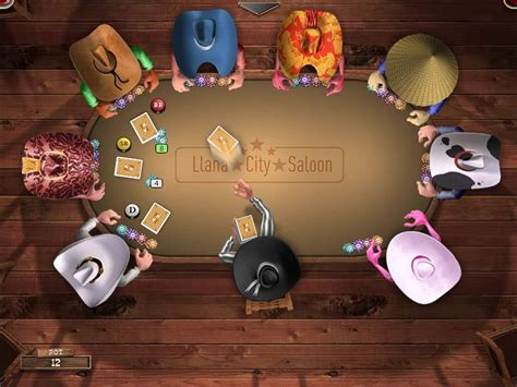 Governor of Poker - Download and play on PC | Youdagames
