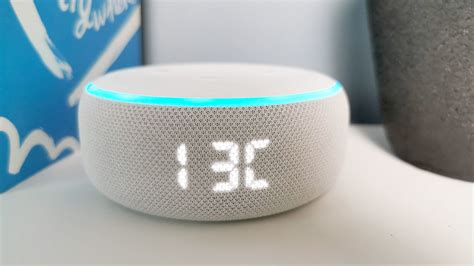 Amazon Echo Dot with Clock review: Displays shows timer