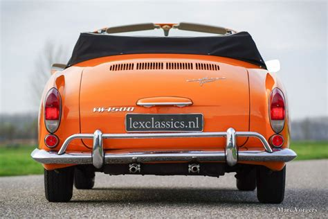 Volkswagen Karmann Ghia 1500 cabriolet, 1969 - Welcome to