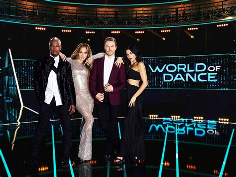Jennifer Lopez and the World of Dance Judges Look Stunning