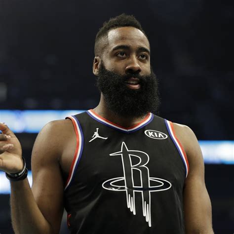 James Harden Fined $25K for Calling Scott Foster 'Rude and