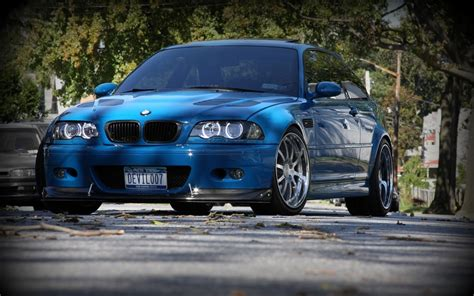 30 BMW E46 Wallpapers | Car Enthusiast Wallpapers