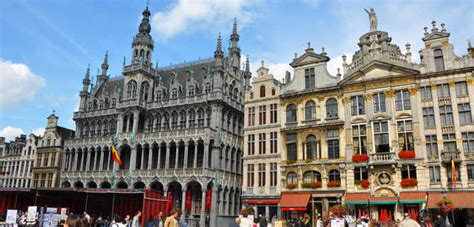 Brussels Travel Guide Resources & Trip Planning Info by
