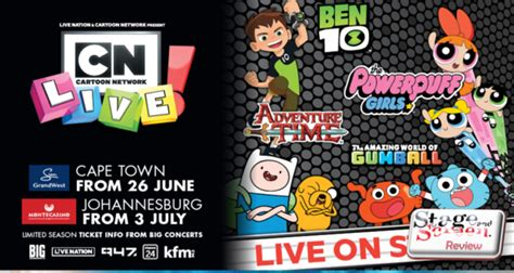Review: Cartoon Network Live | Stage and Screen
