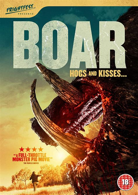 FrightFest Presents Review - Boar (2018)