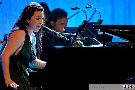 """Evanescence """"Synthesis Live with Orchestra"""" at Grand"""