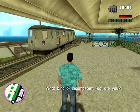 Train in Vice City!!!!! - YouTube