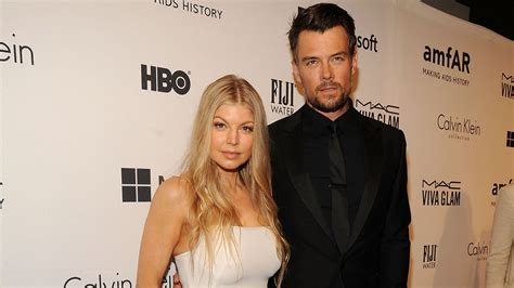 Fergie 'Feels Good' After Filing for Divorce From Josh