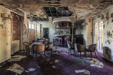 Photographer Captures Haunting Images From Inside An