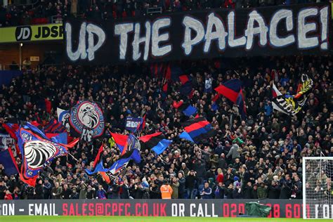 Crystal Palace fans demand solution after Holmesdale