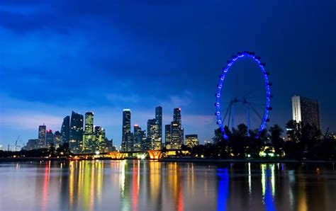 33 Very Beautiful Singapore Flyer Pictures And Images