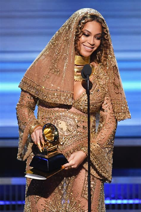 Beyonce Knowles Photos Photos - 59th GRAMMY Awards - Show