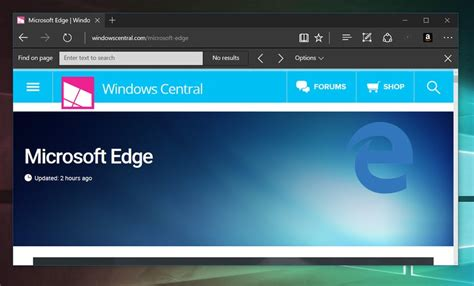 Enable TCP Fast Open in Microsoft Edge for quicker page