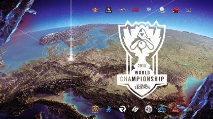League of Legends, world championship, Germany, LCS
