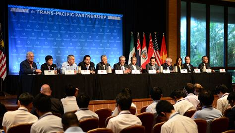 Update on the Trans-Pacific Partnership Negotiations