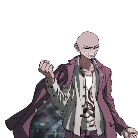 DRV3 Edits - my fav five, but bald for anon