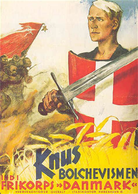 Waffen-SS Recruiting Posters: Scandinavia | Knights and Steel