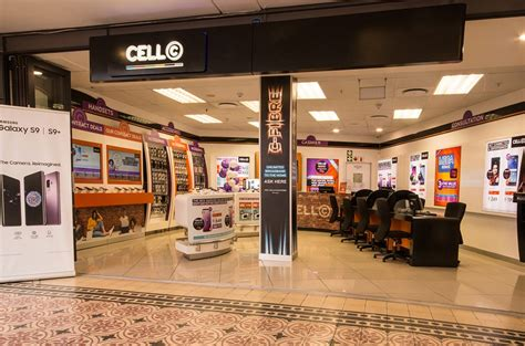 Cell C – Cellphone Store – V&A Waterfront