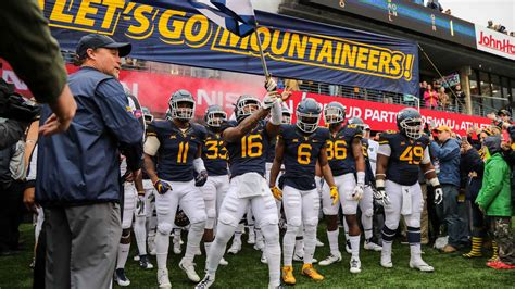 WVU-NC State Gametime Announced - The Smoking Musket