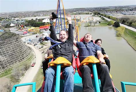 Travel Top 5: Best amusement parks in Canada
