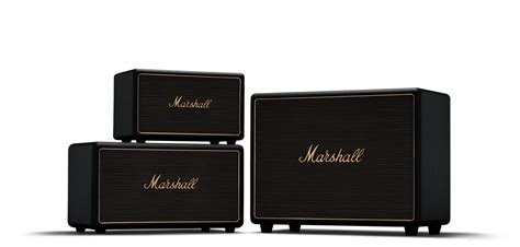 Marshall are going multi-room connected with their