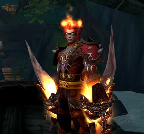 Honorbound Outrider's Mantle - Item - World of Warcraft