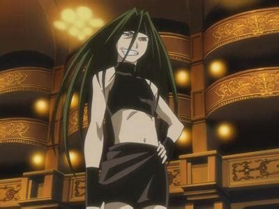 Post characters who are loudmouthed and boisterous - Anime