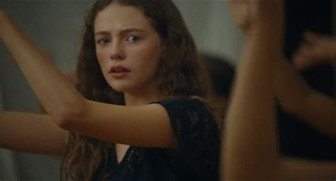 Danielle Rose Russell in the film 'Aloha' (2015) in 2019