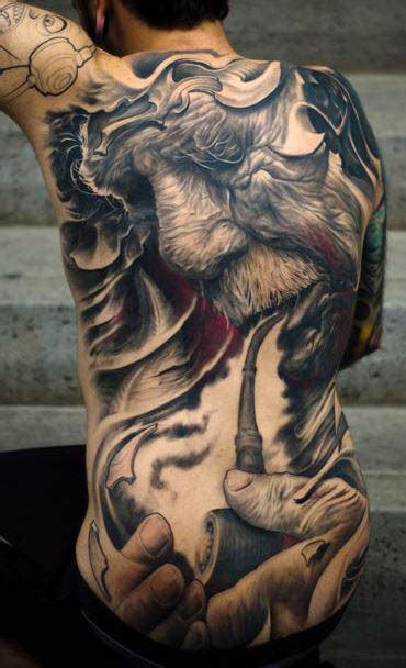 Smoke Tattoos Designs, Ideas and Meaning | Tattoos For You