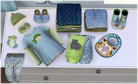 SimUtile (Toddler/Baby Clutter at Simply Styling (Deco