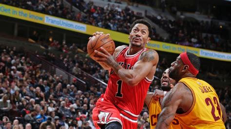 Derrick Rose is starting to look like his old self | NBA