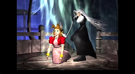 The death of Aerith from Final Fantasy VII is overrated