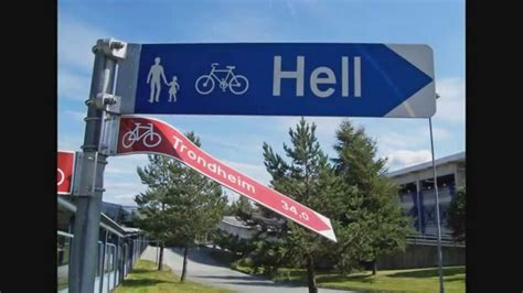 Let's Go to Hell, Norway - YouTube