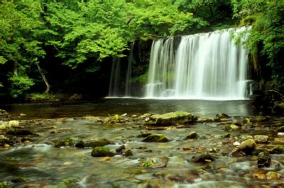 Walking Trails in Waterfall Country - Brecon Beacons