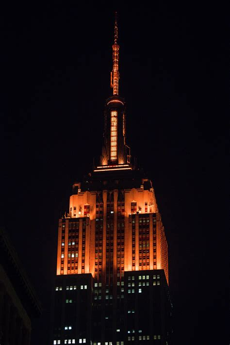 Tower Lighting 2018-03-08 00:00:00 | Empire State Building