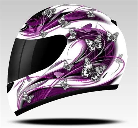 MT Thunder Butterfly Womens Ladies Motorcycle motorbike