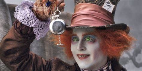 """5 Charakterposter zu """"Alice Through The Looking Glass"""