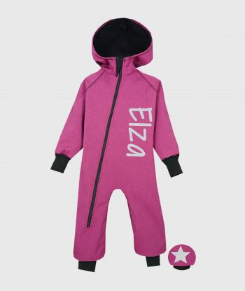 Kids & Baby Outerwear Made from Softshell   iELM