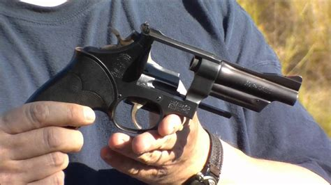 Smith & Wesson Model 28-2 - YouTube